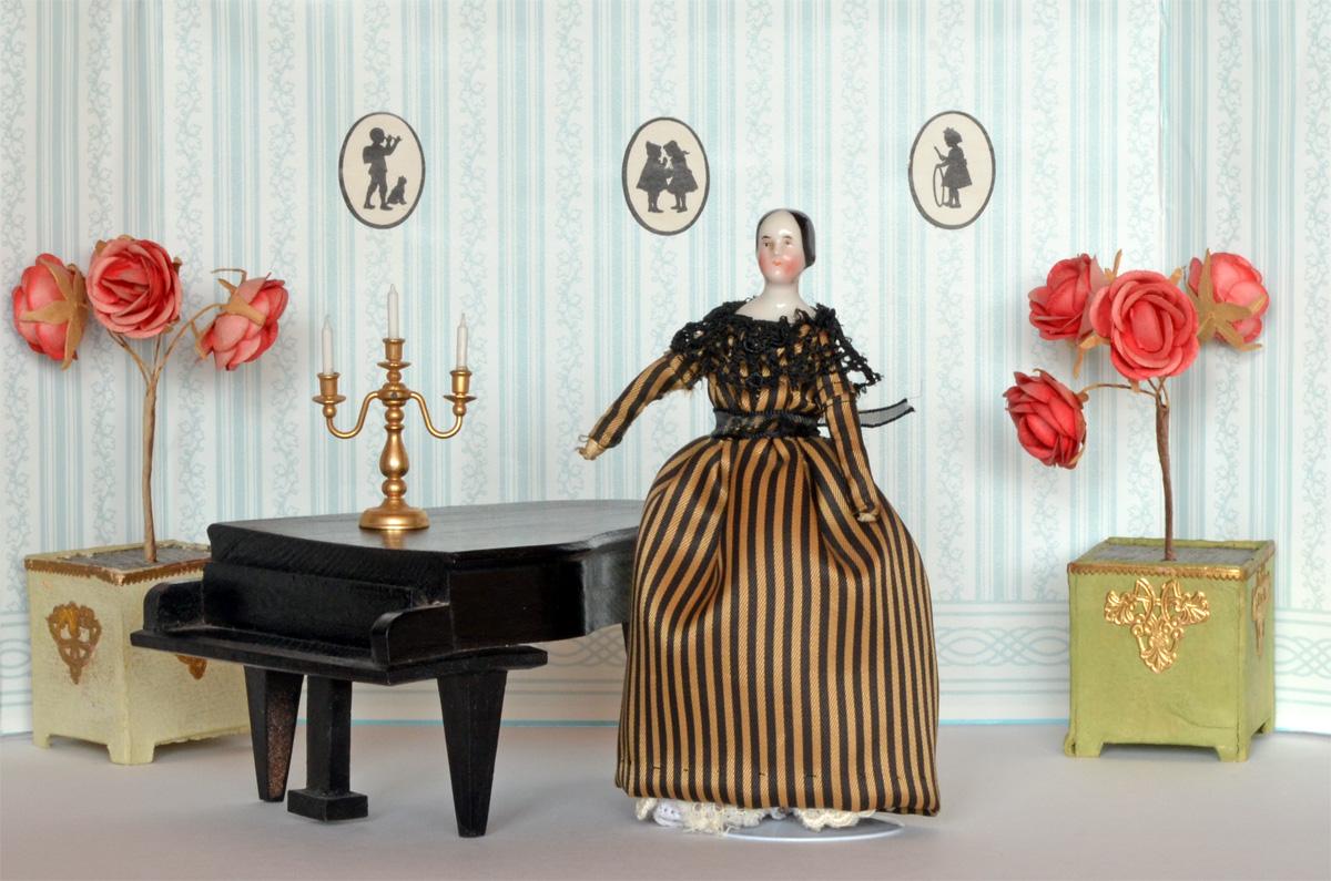 Hohenzollerisches Landesmuseum - Puppenstuben