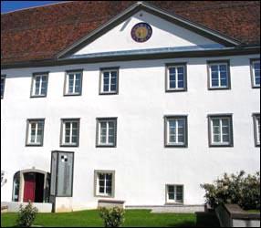 Außenansicht Hohenzollerisches Landesmuseum