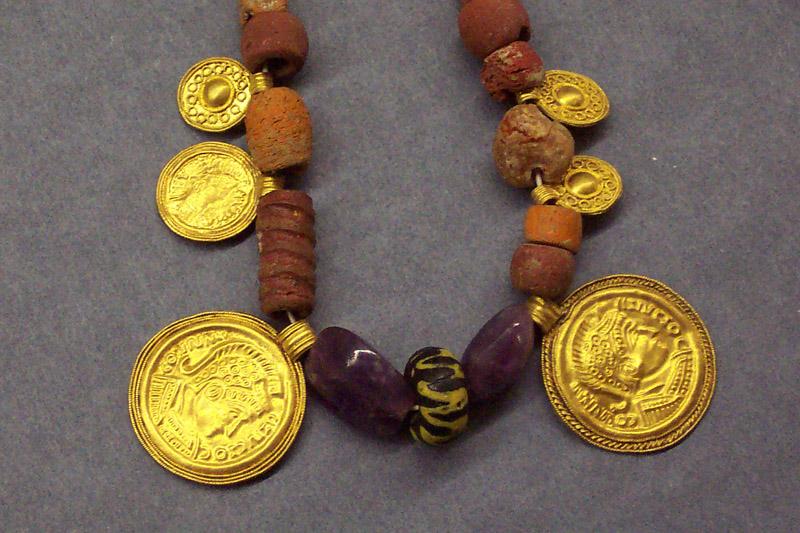 Alamannische Halskette