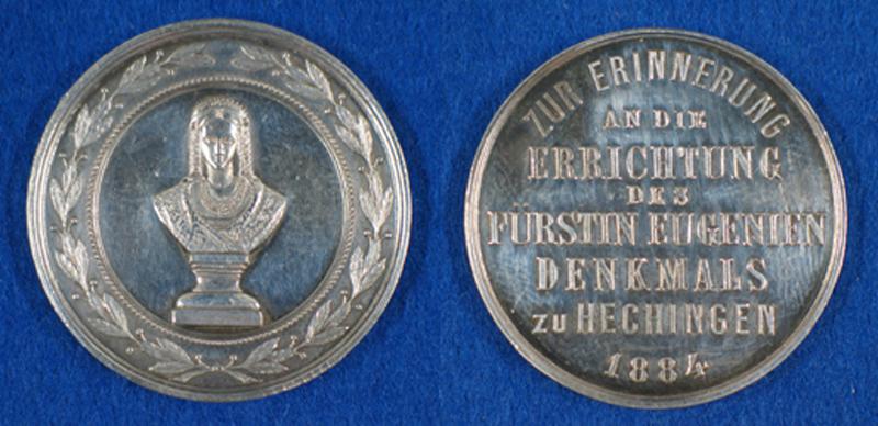 Medaille Fürstin Eugenie
