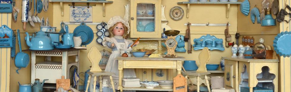 Hohenzollerisches Landesmuseum Hechingen - Sonderausstellung Puppenstuben