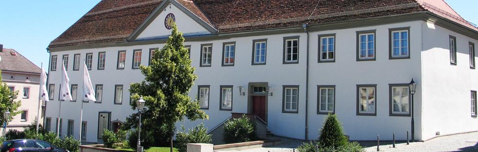 Hohenzollerisches Landesmuseum Außenansicht