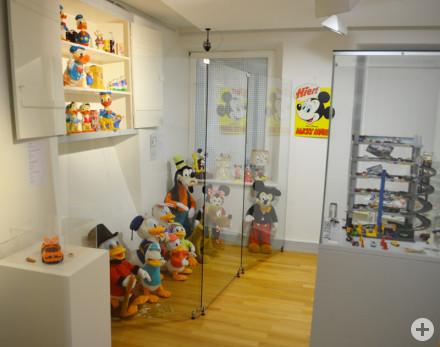 Hohenzollerisches Landesmuseum - Ü-Eier und Disneyana