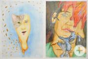 Schulkunstausstellung - Zentrifuge