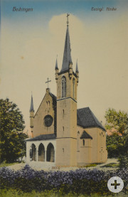 Evangelische Kirche Hechingen