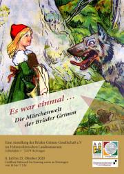 Plakat Grimm A3