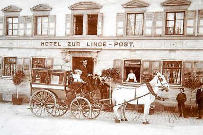Hotel Zur Linde Post