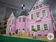 Villa Eugenia LEGO