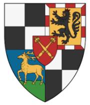 Hohenzollern Wappen Mosaik Vorlage