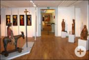 Innenansicht Hohenzollerisches Landesmuseum